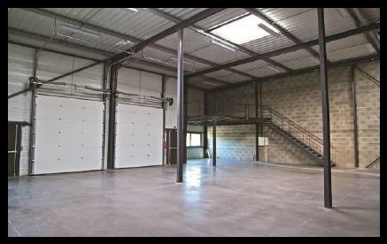 'ARTIPOLIS'- A LOUER - Local d'activité neuf de 454 m² à Vourles - Photo 1