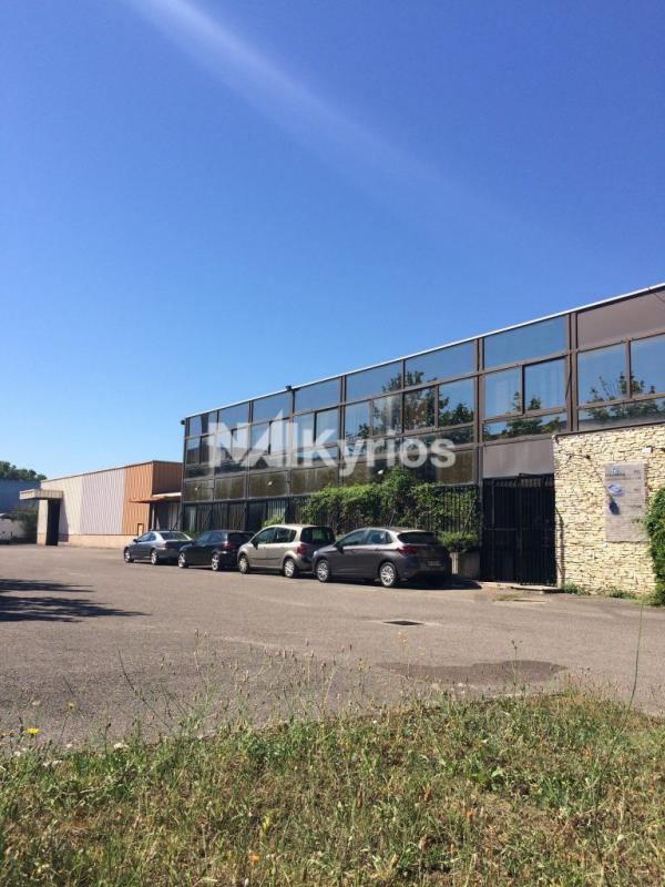 A VENDRE Local d'activité de 3 310 m² sur terrain clos de 7000 m² à Vaulx en Velin - Photo 1