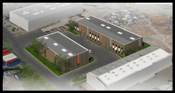 'COT'PARC' A VENDRE/A LOUER - Cellules neuves de 234 à 377 m² à Dagneux - Photo 1