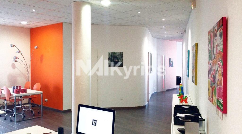 A VENDRE - 95 m² de bureaux en RDC à Saint-Bonnet-de-Mûre - Photo 1