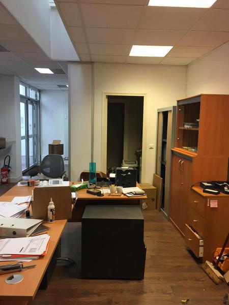 Bureaux à louer 107 m² - Photo 1