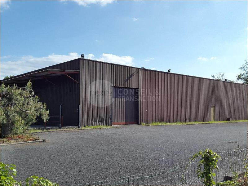 Location Locaux d'activités Gradignan 33170 - Photo 1