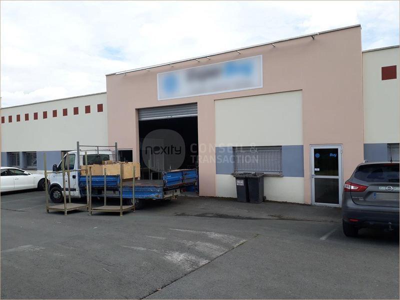 Location Locaux d'activités Le Haillan 33185 - Photo 1