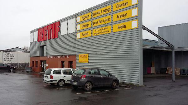 Local d'activité Rennes Ouest - Photo 1