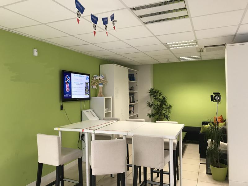 Plateaux de bureaux - 500 m² - Rennes Nord PMR ERP - Photo 1
