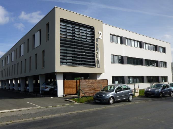 Plateaux de bureaux St Grégoire - Photo 1
