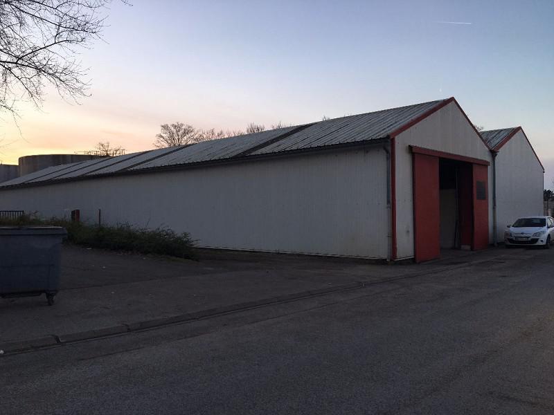 Local d'activité sur RN31 850 m² à louer - Photo 1