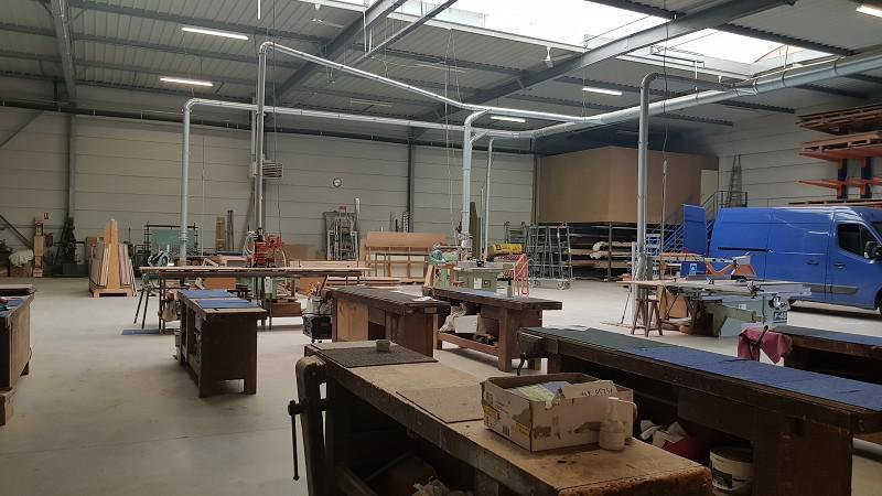 A vendre local activité avec bureaux 965 m² CHAMBLY - Photo 1