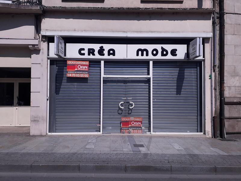 Location Commerces Montlucon 03100 - Photo 1