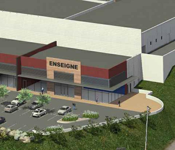 location commerces limoges 87000 487m. Black Bedroom Furniture Sets. Home Design Ideas
