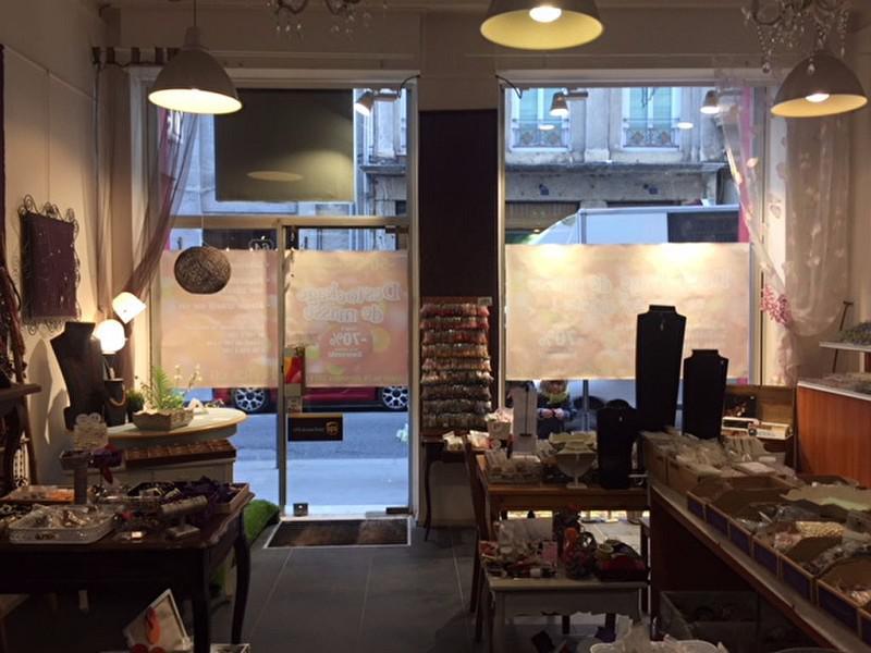 LYON 2° - Rue A.Comte - Cession Droit au Bail Local commercial 53 m2 - Photo 1