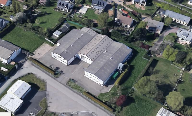 Octeville - sur - Mer / Locaux activité A vendre - Photo 1