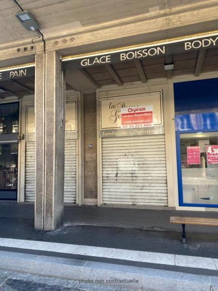 Le Havre - Local Commercial - 36 m² à Louer - Photo 1