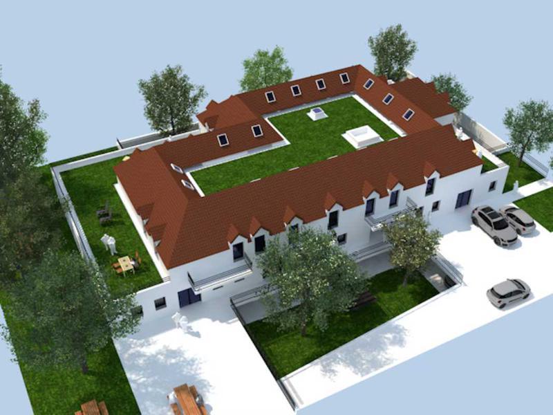 A LOUER, Bureau avec terrasse - Photo 1