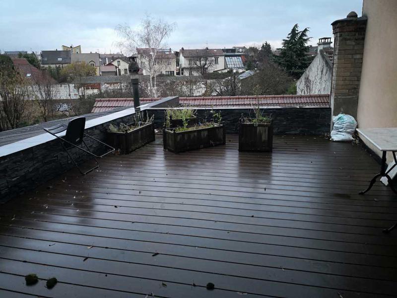 A LOUER, Bureaux à louer, belle terrasse privative - Photo 1