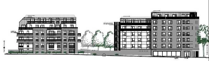 A VENDRE OU A LOUER, Surface de bureaux dans un immeuble neuf - Photo 1