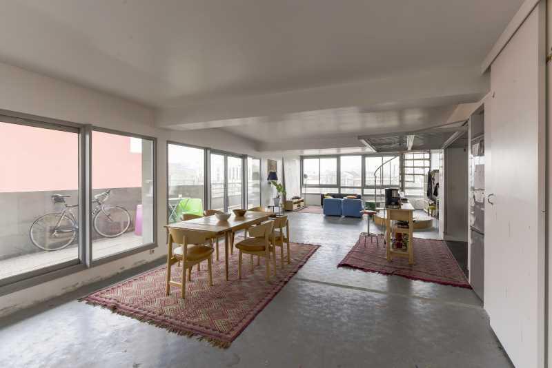 A VENDRE, Loft duplex, Porte de Paris - Photo 1