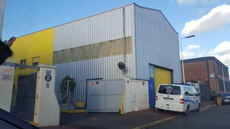 Location Locaux d'activités Nanterre 92000 - Photo 1