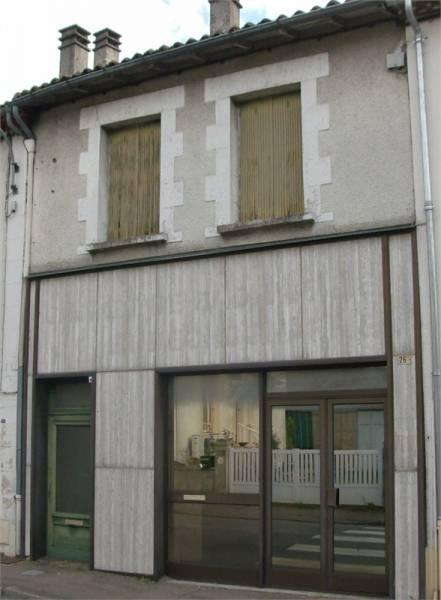 Vente commerces confolens 16500 336m2 - Cabinet radiologie belleville sur saone ...