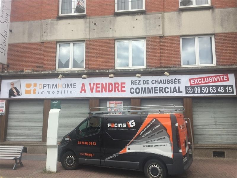 Vente locaux commerciaux lille 59000 432m2 for Garage du faubourg lille
