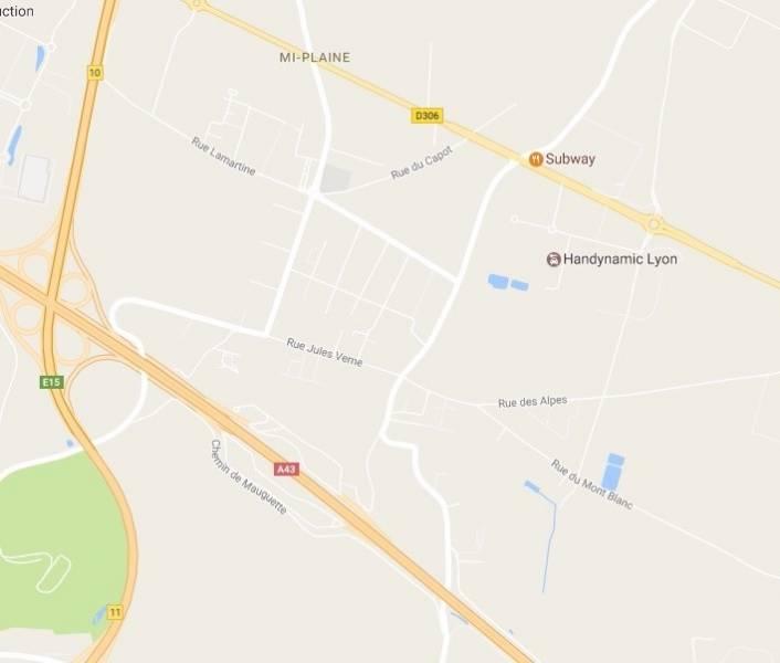 Entrepôts Local d'activités Saint Priest 69800