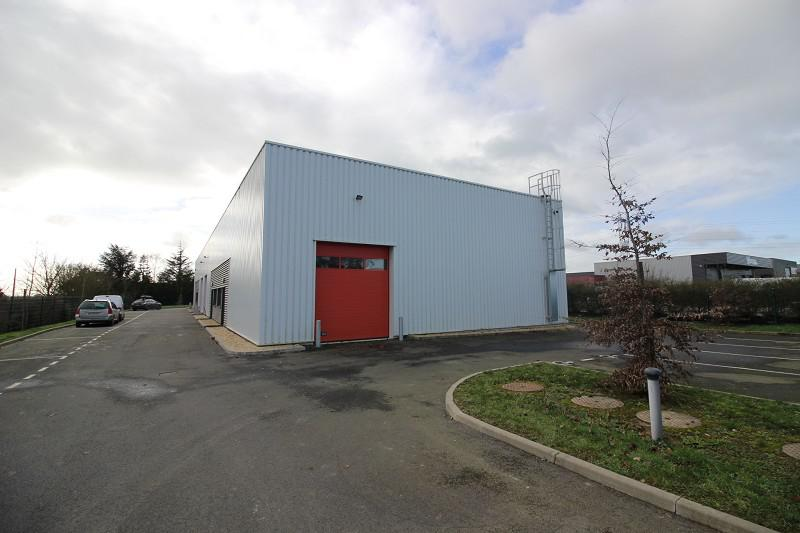 OPPORTUNITE SUD DE RENNES - Local de 200 m² à vendre - Photo 1