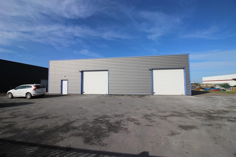 SUD DE RENNES - Local d'activités indépendant de 300 m² - Photo 1