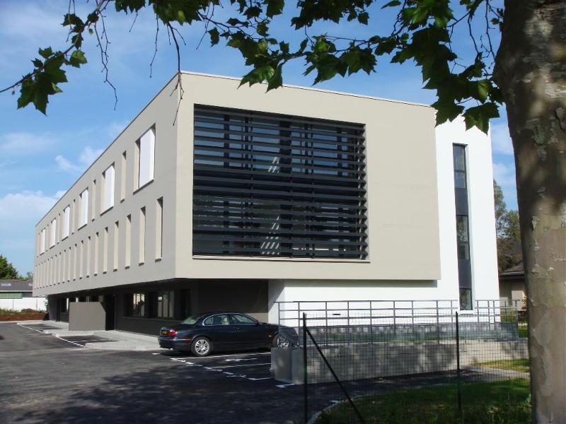 RENNES NORD - Au sein d'un immeuble de standing LE PENTAGONE, à St Grégoire - Photo 1