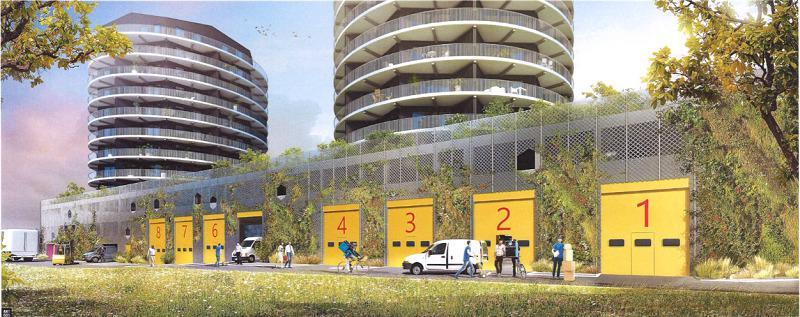 EXCEPTIONNELLE, en centre-ville de Rennes, des cellules de stockage à partir de 75 m² - Photo 1