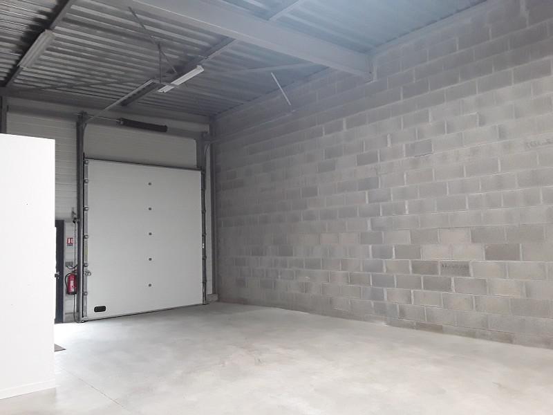 OPPORTUNITÉ entrée sud de Rennes - cellule de 110 m² à louer - Photo 1