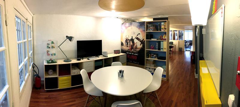 Espace indépendant en sous-location - 40 m² - Proche Silicon Sentier - Photo 1