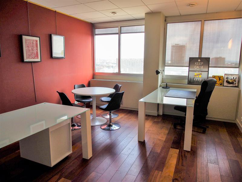 Bureaux fermés de 12 à 20 m² à Lyon 3ᵉ - Photo 1