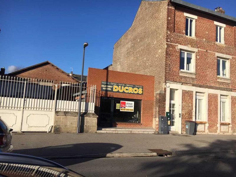Location Bureau Saint Quentin 02100 - Photo 1