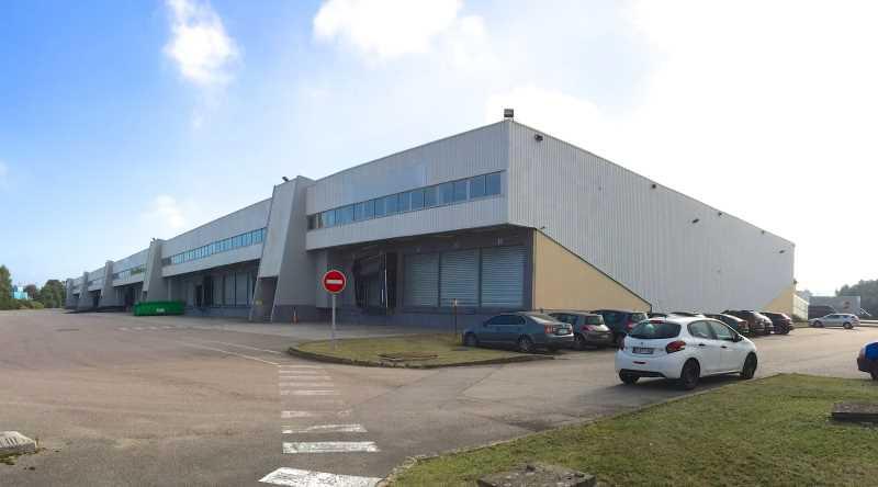 Location Entrepôt Le Petit Quevilly 76140 - Photo 1