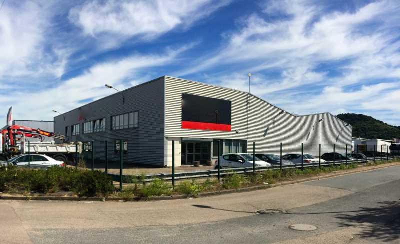 Location Locaux d'activités Sotteville Les Rouen 76300 - Photo 1