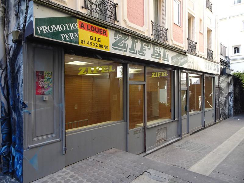 Boutique dans passage + sous-sol - Photo 1