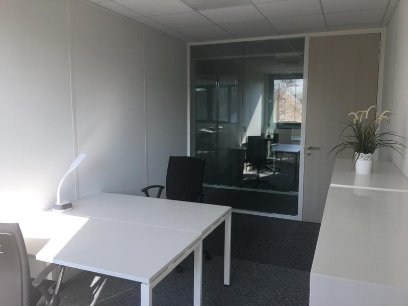 Au cœur de Rungis, Bureaux Les Antes vous propose des bureaux privatifs - Photo 1