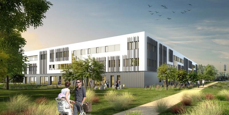 ZAC AR MOR - Location bureaux neufs, environnement exceptionnel - Photo 1