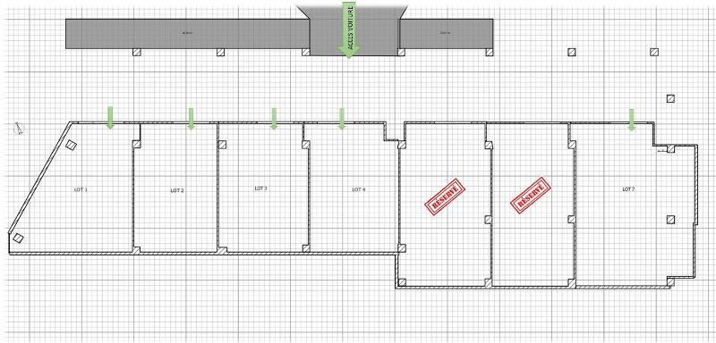 location entrep ts locaux d 39 activit s nice 06200 78m2. Black Bedroom Furniture Sets. Home Design Ideas