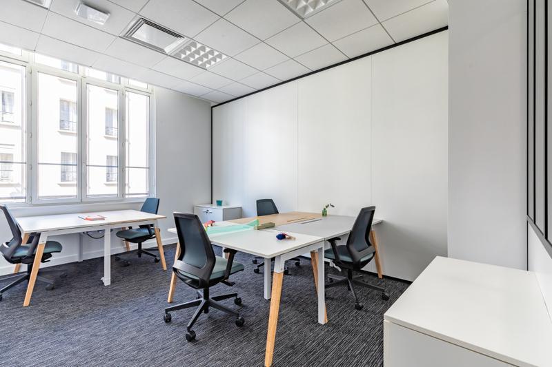 Coworking paris 12 bureaux à partager et centre daffaires à paris