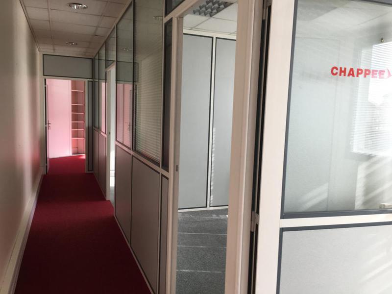 Lyon 7ème, bureaux à louer - Photo 1