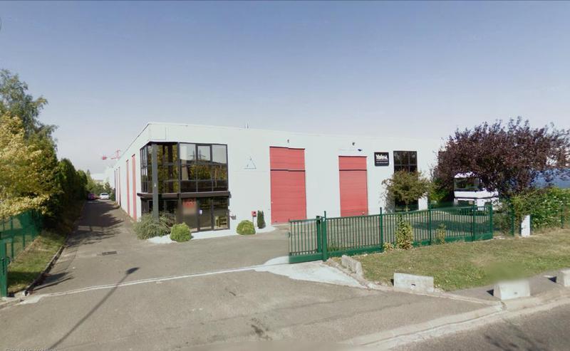 ZA PARIWEST - 380 m² d'entrepot et bureaux - Photo 1