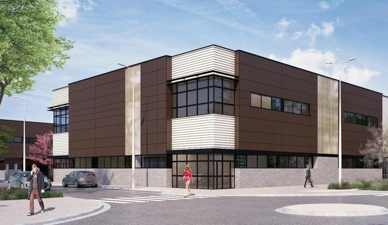 A vendre/à louer cellules neuves à usage d'entrepot et bureaux de 478 m² à 1796 m² - Photo 1