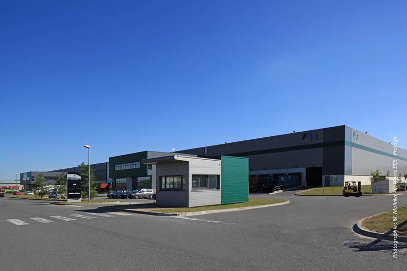 Plateforme Logistique Saaint Vigor d'Ymonville - Photo 1