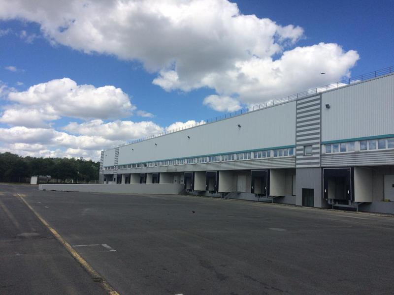 A LOUER - ST MICHEL SUR ORGE (91) - Entrepôt logistique - Photo 1