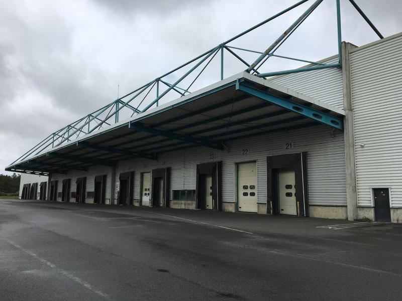 Plateforme Logistique CLAIROIX 20 500 m² - Photo 1