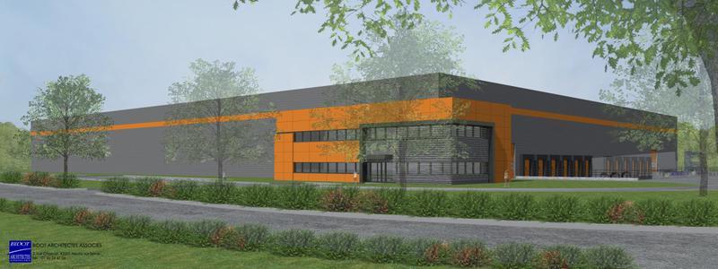 Projet à construire d'une plateforme logistique de 12 565 m² à Iwuy - Photo 1