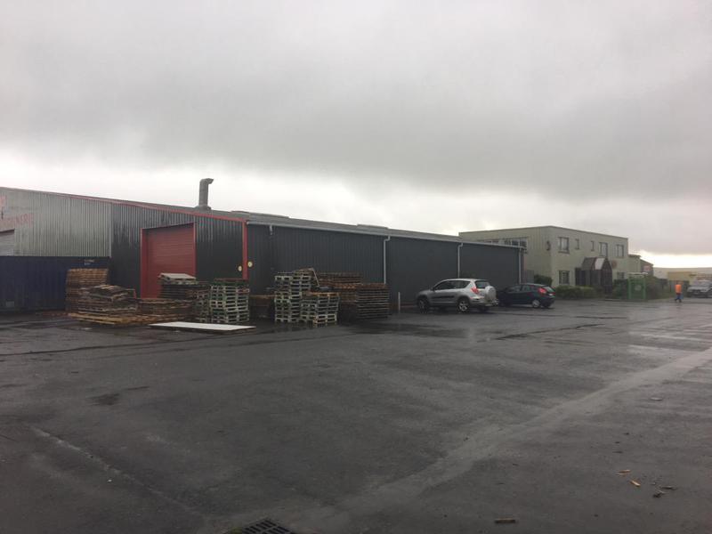 Bâtiment de production - Photo 1