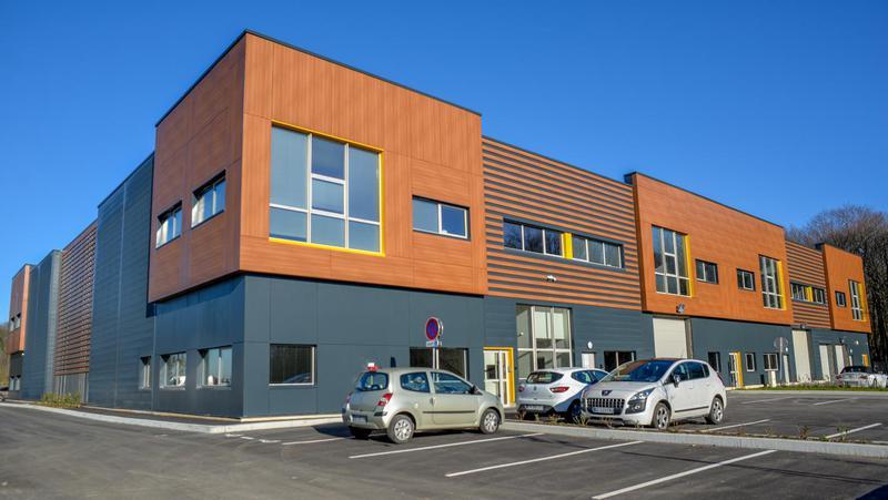 A louer 908 m² d'activités et bureaux neuf à Villebon sur Yvette (91) - Photo 1