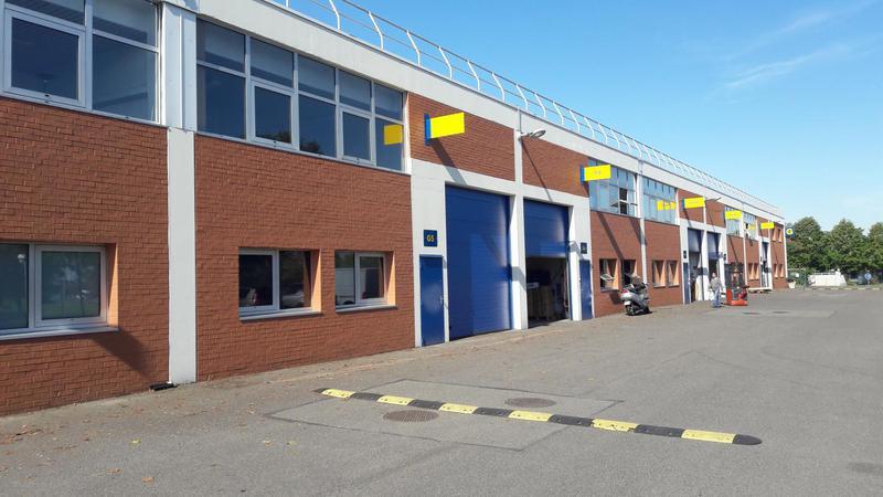 Cellules d'entrepôt à louer (Saint-Ouen-l'Aumône) - Photo 1